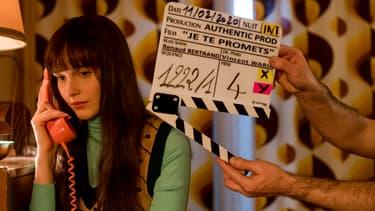 """Camille Lou dans la série """"Je te promets"""", adaptée de la série américaine """"This Is Us"""""""