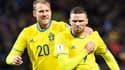 Ola Toivonen & Marcus Berg