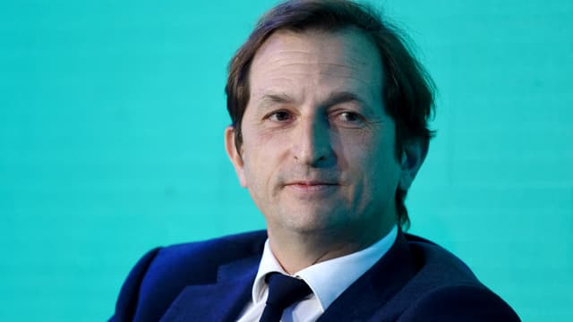 Le directeur général de Suez, Bertrand Camus