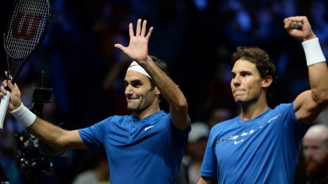 Roger Federer - Rafael Nadal