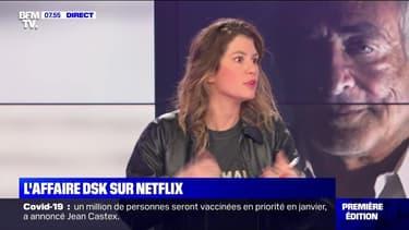 L'affaire DSK sur Netflix - 04/12