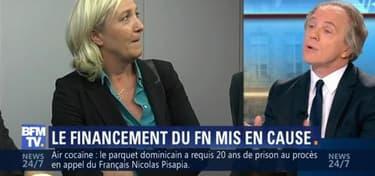 Départementales 2015: Les comptes de campagne du FN sont remis en cause – 06/05
