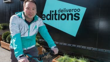 L'activité de Deliveroo  ne se base plus seulement sur des coursiers. Will Shu, CEO et fondateur, ouvre des cuisines et propose aux cuisiniers de créer des plats exclusifs