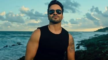 "Luis Fonsi dans son clip ""Despacito"""