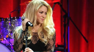 Shakira sur scène