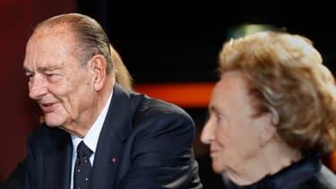 Jacques Chirac au Musée du Quai Branly, le 21 novembre dernier.