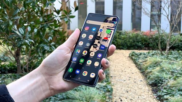 Le Samsung Galaxy S10