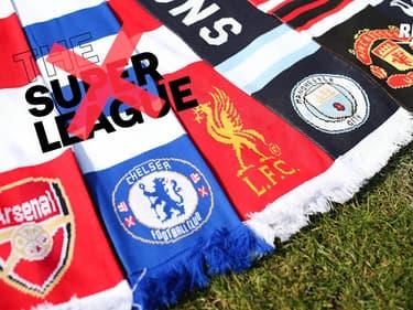 Super League : Les clubs anglais se retirent tous