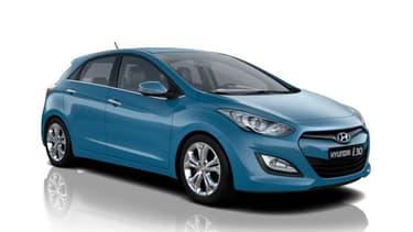 La Hyundai i30, un véhicule 100% Made in Europe... qui n'a de coréen que le nom.