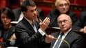 Manuel Valls - Premier ministre à l'Assemblée nationale