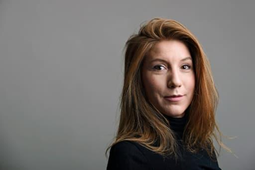 La journaliste suédoise Kim Wall, sur une photo diffusée le 12 août 2017 par sa famille