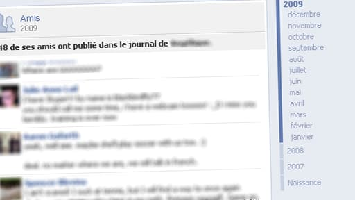 Capture Facebook