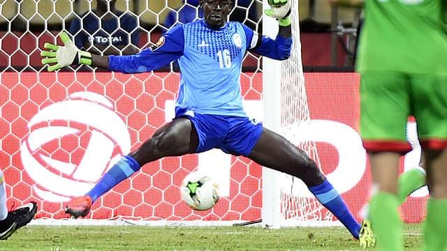 Khadim N'Diaye, le gardien du Sénégal