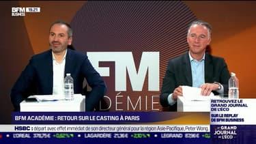 BFM Académie 2021, épisode 2 : Les castings de Paris et Lille