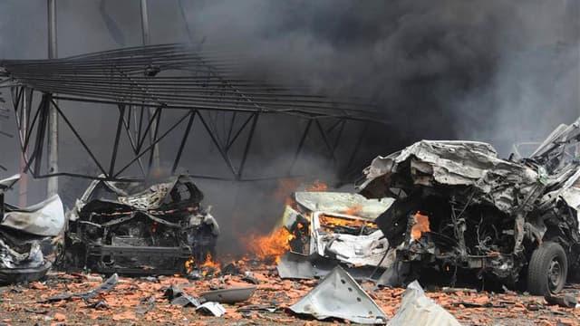A Damas. Les plus hauts responsables onusiens chargés des questions humanitaires ont dressé jeudi un sombre tableau de la situation en Syrie faisant état de familles brûlées vives dans leurs maisons, de personnes bombardées, d'enfants torturés, violés et