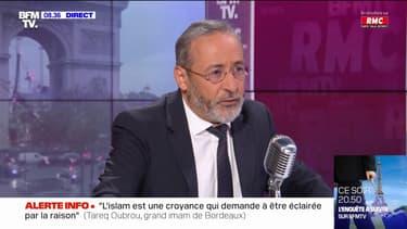 """Tareq Oubrou, grand imam de Bordeaux: """"L'islam est une croyance qui demande à être éclairée par la raison"""""""