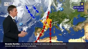 Météo: une journée encore très chaude à Lille ce samedi, avec 37°C attendus