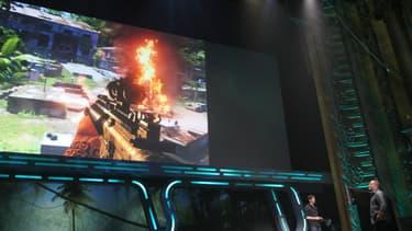 Far Cry 3 présenté en grande pompe en 2012 à Los Angeles.