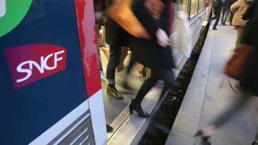 Pour les Intercités, un train sur deux est prévu en moyenne.