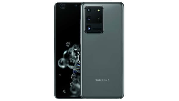 Le Samsung Galaxy S20 Ultra