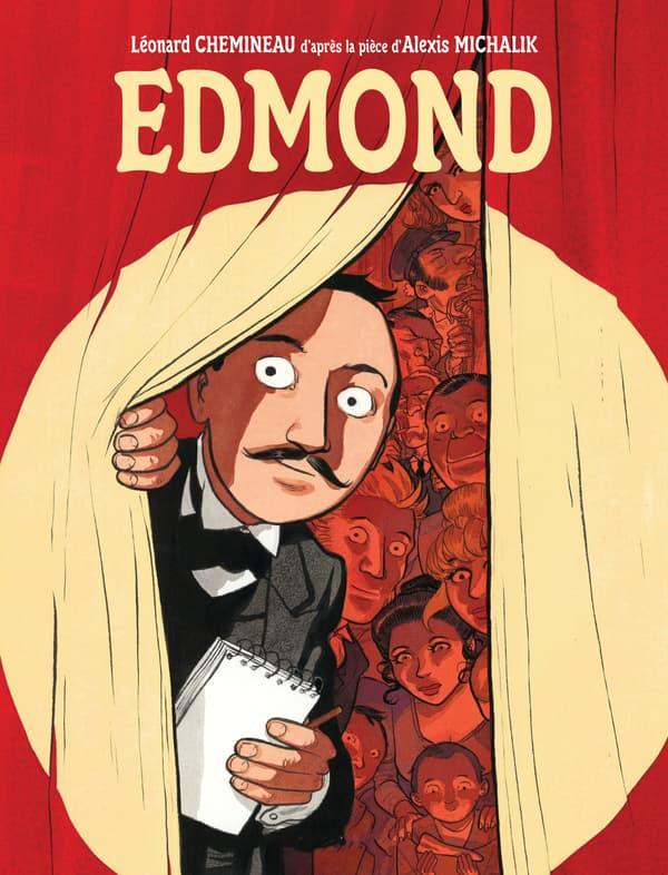 Edmond en BD
