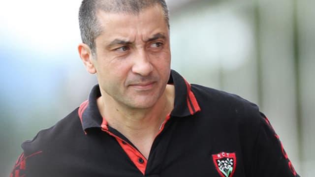 Mourad Boudjellal, patron du RCT