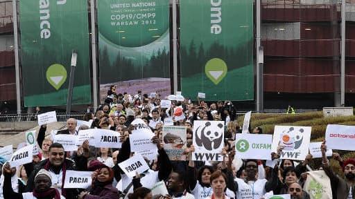 Les ONG ont claqué la porte, jeudi, de la conférence sur le climat à Varsovie.
