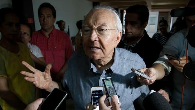 La Haute autorité pour la transparences'intéresse au patrimoine de Gaston Flosse, l'ancien président et ancien sénateur de la Polynésie française.