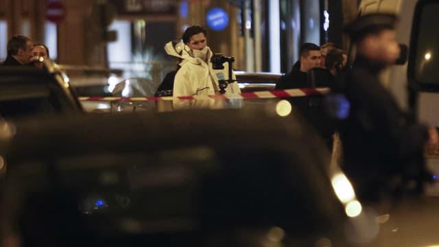 Image d'illustration - Un jeune homme d'origine tchétchène a attaqué plusieurs personnes au couteau dans les rues de Paris ce samedi soir.