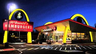 Mc Donald's compte augmenter de plus de 10% la part de ses restaurants franchisés d'ici à trois ans.