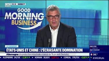 Le debrief : Etats-Unis et Chine, l'écrasante domination - 08/06