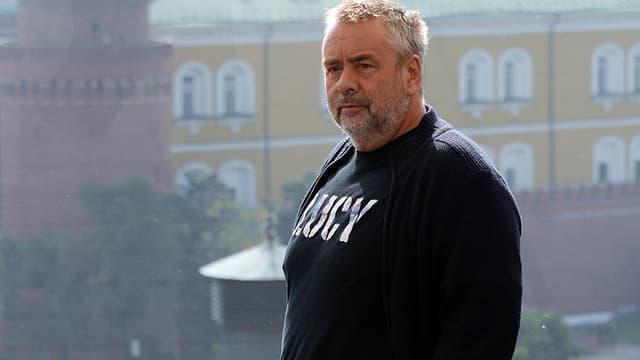 Le producteur Luc Besson, en 2014 à Moscou.