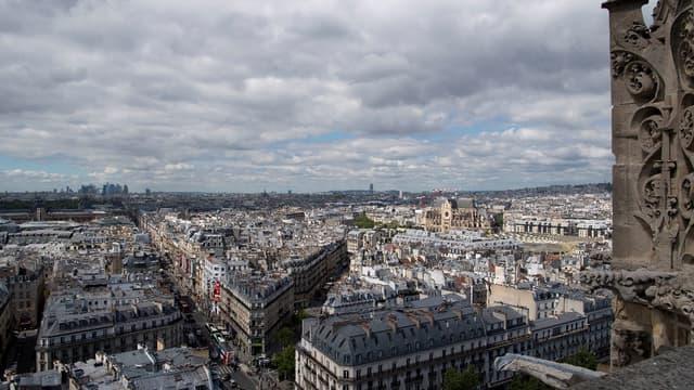Paris numéro 1 des hausses sur 10 ans