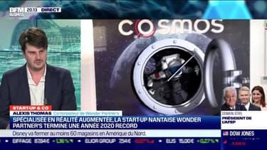 Start up & co : Spécialisée en réalité augmentée, la start-up nantaise Wonder Partner's termine une année 2020 record - 04/03