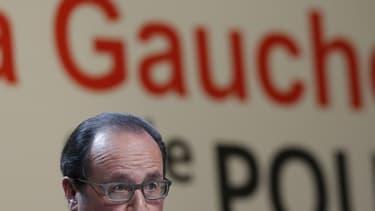 François Hollande s'est lancé dans la campagne mais ses partisans peinent à rassembler (photo d'illustration)