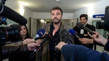 L'anesthésiste Frédéric Péchier en mars 2017