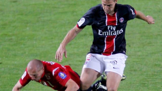 Mathieu Bodmer regrette les 3 points perdus à Lille