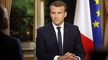 """Emmanuel Macron veut que les salariés démissionnaires aient """"un projet"""""""