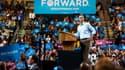 Barack Obama a tenu samedi ses premiers meetings de campagne en vue de l'élection présidentielle du 6 novembre aux Etats-Unis dans l'Ohio et en Virginie (photo), deux des Etats jugés décisifs dans la course à la Maison blanche. Tentant de recréer l'élan q