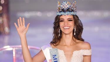 Miss Mexique, Vanessa Ponce de Leon, élue Miss Monde 2018