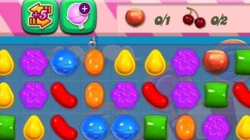 Candy Crush Saga a des revenus estimés à 600.000 euros par jour.