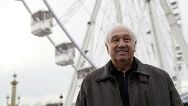 Depuis 1993 la Grande roue de Marcel Campion trône place de la Concorde.