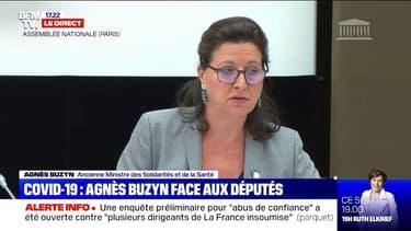 """Agnès Buzyn: """"Une commande de masques est partie le 30 janvier"""""""