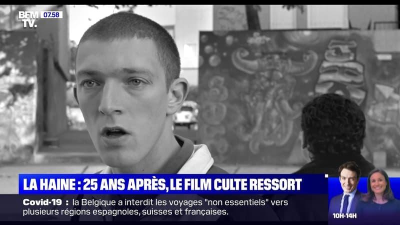 """Demandez le programme : 25 ans après, le film culte """"La Haine"""" ressort - 03/08"""