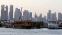 Une vue de Doha, la capitale du Qatar. (photo d'illustration)