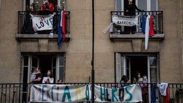 Les Français se montré solidaire pendant la crise
