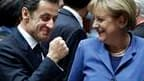 La France et l'Allemagne se sont accordées sur un mécanisme européen d'aide à la Grèce, qui devait être entériné dans la soirée par les chefs d'Etat et de gouvernement des 16 pays de la zone euro. L'accord franco-allemand a été scellé lors d'une rencontre