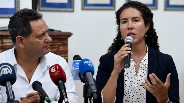 Heba Morayef, directrice régionale du Moyen-Orient et de l'Afrique du Nord pour Amnesty.