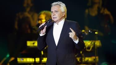 Michel Sardou en concert le 12 décembre