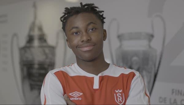 Le nouveau maillot du Stade de Reims